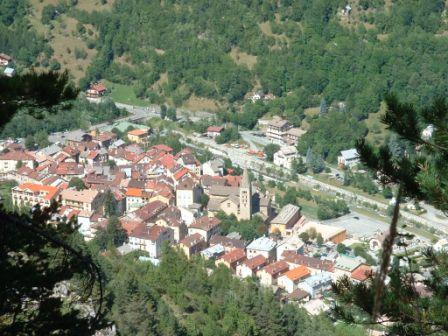 Saint etienne de tin e les villages d 39 auron de saint etienne de la vall e de la tinee - Les jardins d arcadie st etienne ...